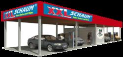 SB-Waschplatzsystem - SKYLINE Typ Pocking